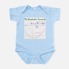 Quadratic Formula Infant Bodysuit