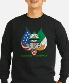 Ancient Order Of Hibernians Long Sleeve T-Shirt
