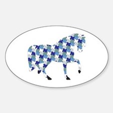 2014 Horse year Decal