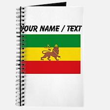 Custom Ethiopian Flag Journal