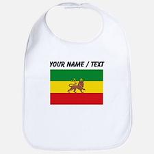 Custom Ethiopian Flag Bib