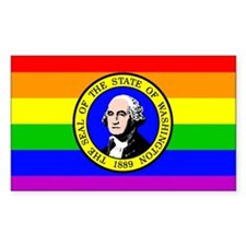 Washington Pride Original Decal