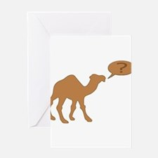 HUMP DAY HUMP DAY CAMEL Greeting Cards