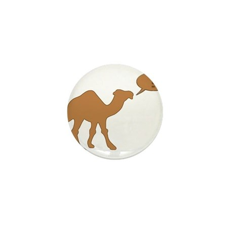 HUMP DAY HUMP DAY CAMEL Mini Button (10 pack)