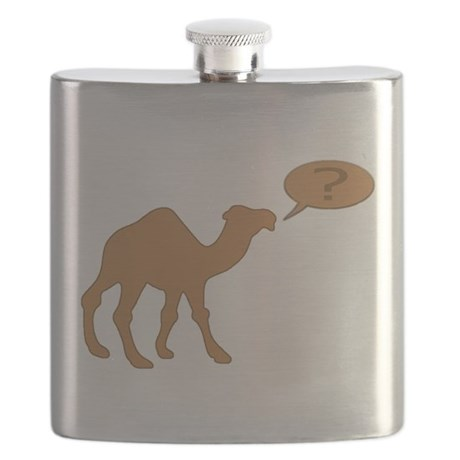 HUMP DAY HUMP DAY CAMEL Flask