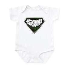 Abercrombie Superhero Infant Bodysuit