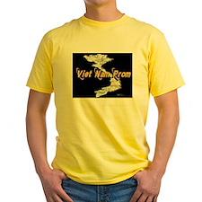 vietnam map3 T-Shirt