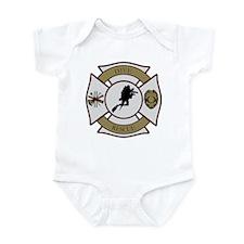 Tech Dive Rescue Infant Bodysuit