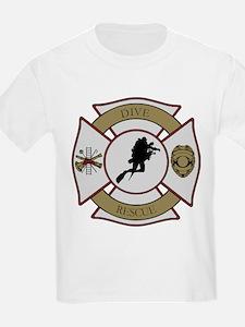 Tech Dive Rescue T-Shirt