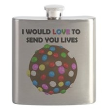 Candy crush Flask