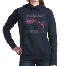 Fabulous 25yearold.png Hooded Sweatshirt