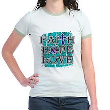 Thyroid Cancer Faith Hope Love T