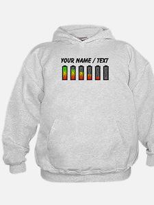Custom Battery Draining Hoodie