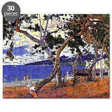 Gauguin - Coastal Landscape from Martinique Puzzle