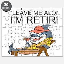 Leave Me Alone, Im Retired Puzzle