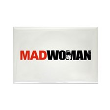 Mad Woman Magnets