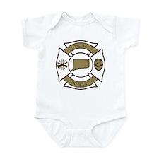Cunnecticut Dive Rescue Infant Bodysuit