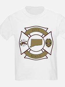 Cunnecticut Dive Rescue T-Shirt