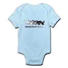 Racing Silhouette Infant Bodysuit
