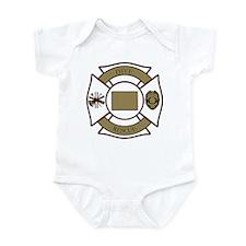 Colorado Dive Rescue Infant Bodysuit