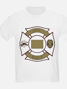 Colorado Dive Rescue T-Shirt