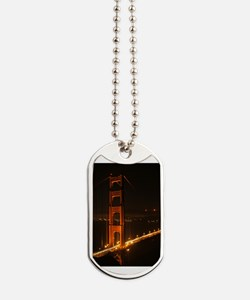 Golden Gate Bridge North Tower Dog Tags