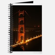 Golden Gate Bridge North Tower Journal