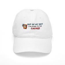 Out of my way! Baseball Cap