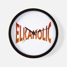 Elkaholic Brim stone Wall Clock
