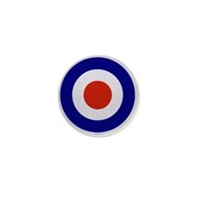Mod Target Mini Button (100 pack)