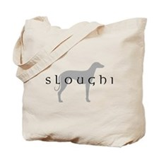 Sloughi Dog Breed Tote Bag