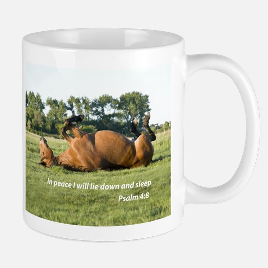 Sleeping Horse Mugs