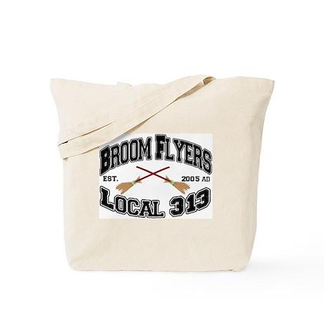 Broom Flyers Local 313 Tote Bag