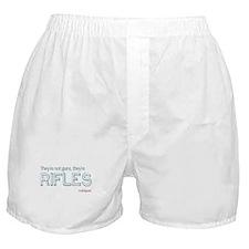 Color Guard Rifles Boxer Shorts