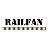 Railroad Stickers & Flair