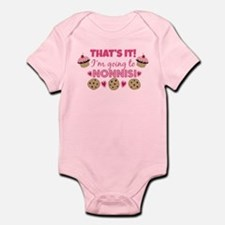 That's it! I'm going to Nonni's! Infant Bodysuit