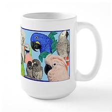 Parrots Mug