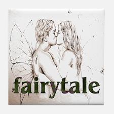 """Fairie Gifts"" Tile Coaster"