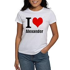 I Heart Alexander T-Shirt