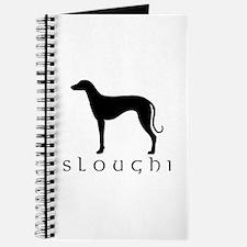 sloughi dog Journal