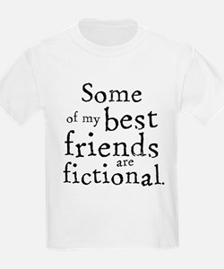 Fictional Friends T-Shirt
