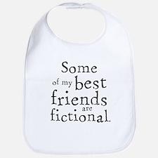 Fictional Friends Bib