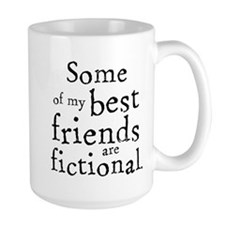 Fictional Friends Ceramic Mugs