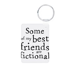 Fictional Friends Keychains