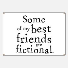 Fictional Friends Banner