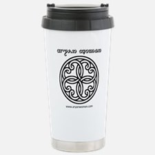 Aryan Women Travel Mug