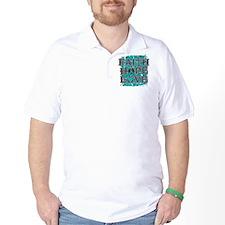 PKD Faith Hope Love T-Shirt
