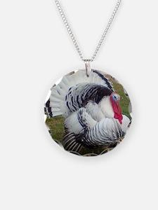Royal Palm Turkey Necklace