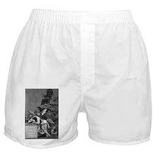 Sleep Monsters Boxer Shorts
