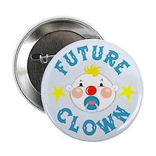 "Future Clown 2.25"" Button (10 pack)"